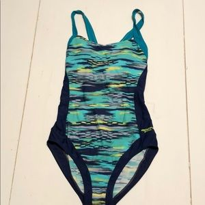 ROOTS one piece swimsuit Women's Size 8